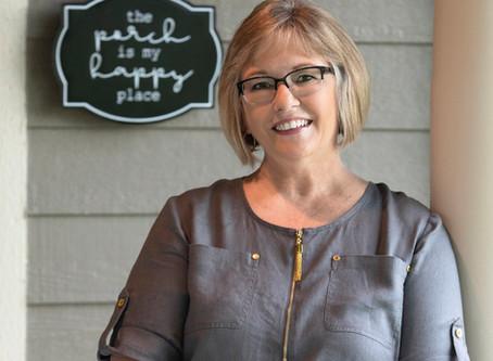 Front Porch Conversation: Featuring Sandy McRae
