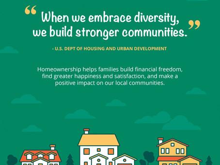 National Homeownership Month!