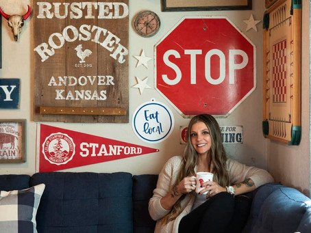 Local Andover Business Spotlight: The Rusted Rooster