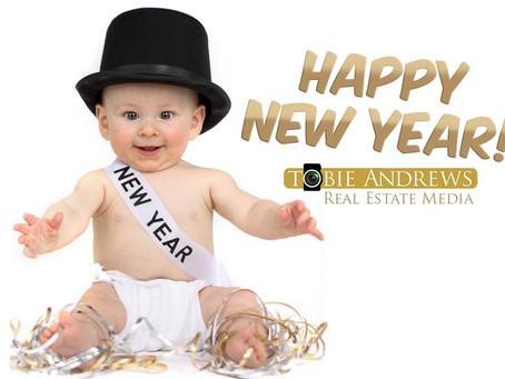 Happy New Year! Wishing you a fabulous 2020!