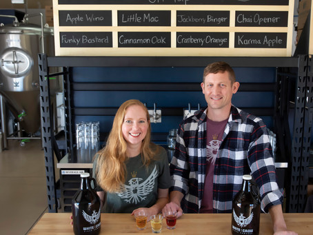 Local Wichita Business Spotlight: White Crow Cider Company