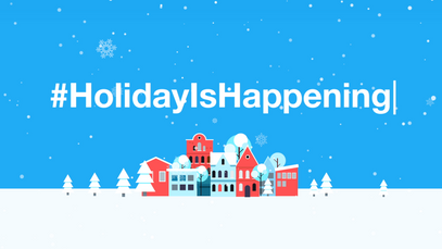 TWITTER HOLIDAY