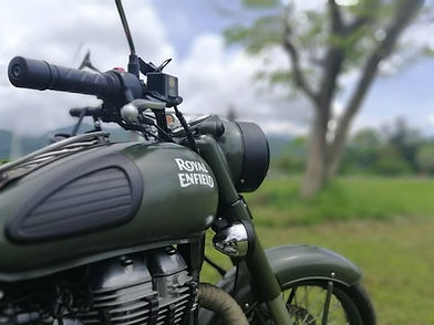 sejour moto thailande