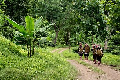 tribu nord thailande