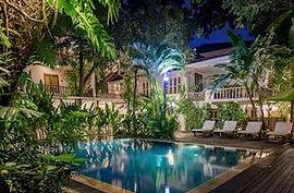 hotel piscine phnom penh