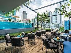 hotel piscine bangkok