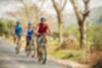 balade à vélo nord thailande