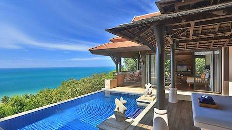 hotel luxe thailande