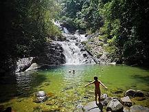 cascade sud thailande