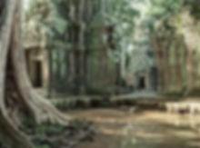 voyage temple angkor