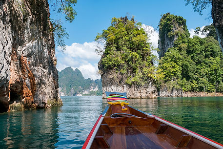 Canva - lake khao sok national park thai