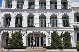 Chambre d'hôtel phuket town