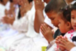 céremonie en thailande