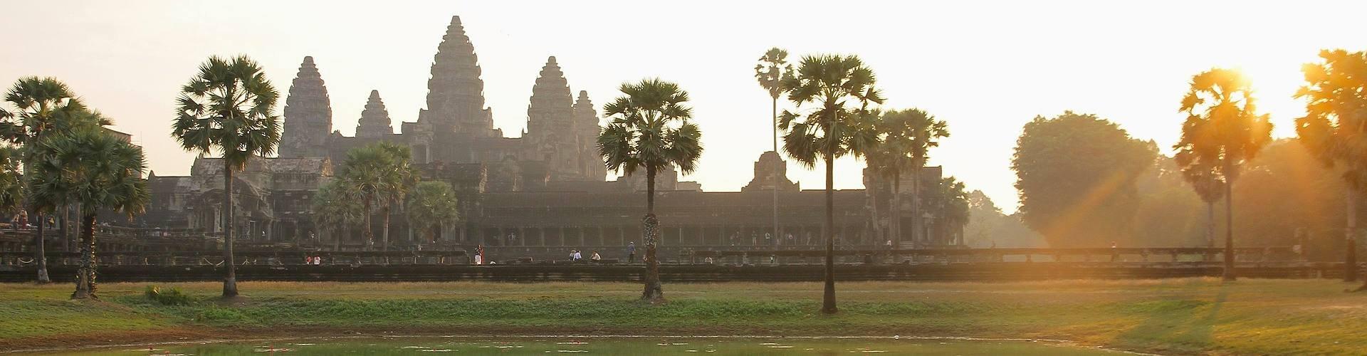 circuit cambodge temple ankor
