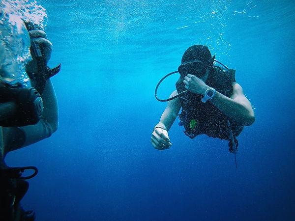 formation open water thailande