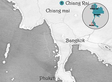 circuit trek nord thailande
