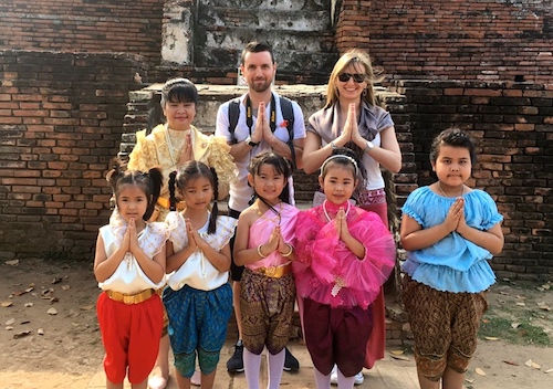 savoir vivre en thaïlande