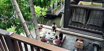 cours de cuisine à bangkok pad thaï