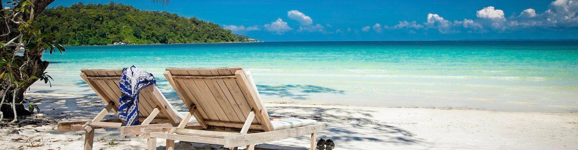 voyage cambodge plage