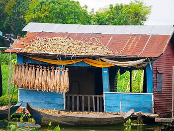 village flottant cambodge