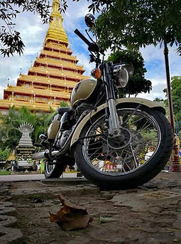roadtrip moto thailande