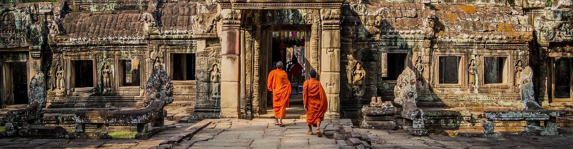 cambodge préparer son voyage