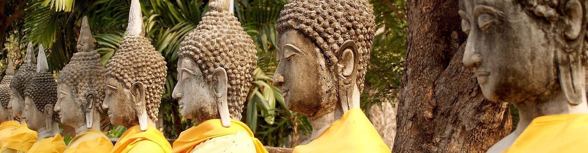 circuit privatif en thailande temple
