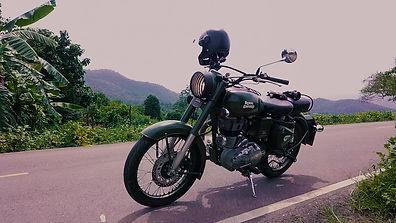 balade moto thailande