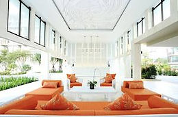 hotel phuket bord de plage