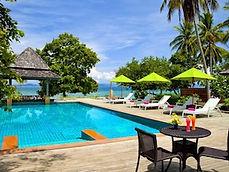 hotel piscine koh yao yai
