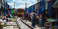 marche chemin de fer bangkok