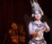 dance traditionnelle cambodge