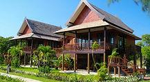 hotel de charme style thai dans le sud de la thailande