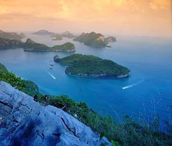 parc maritime Ang thong