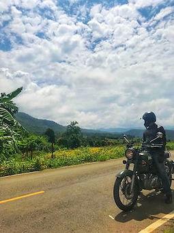 circuit a moto en thailande