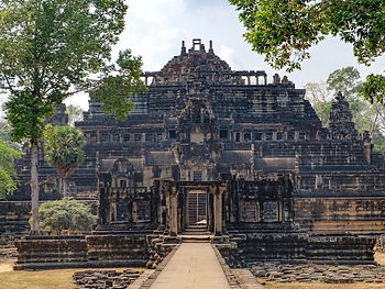 Temple angkor cambodge siem reap