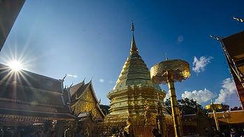 excursion temple nord thailande
