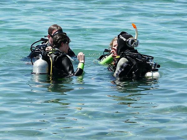 baptême de plongée sous-marine phuket