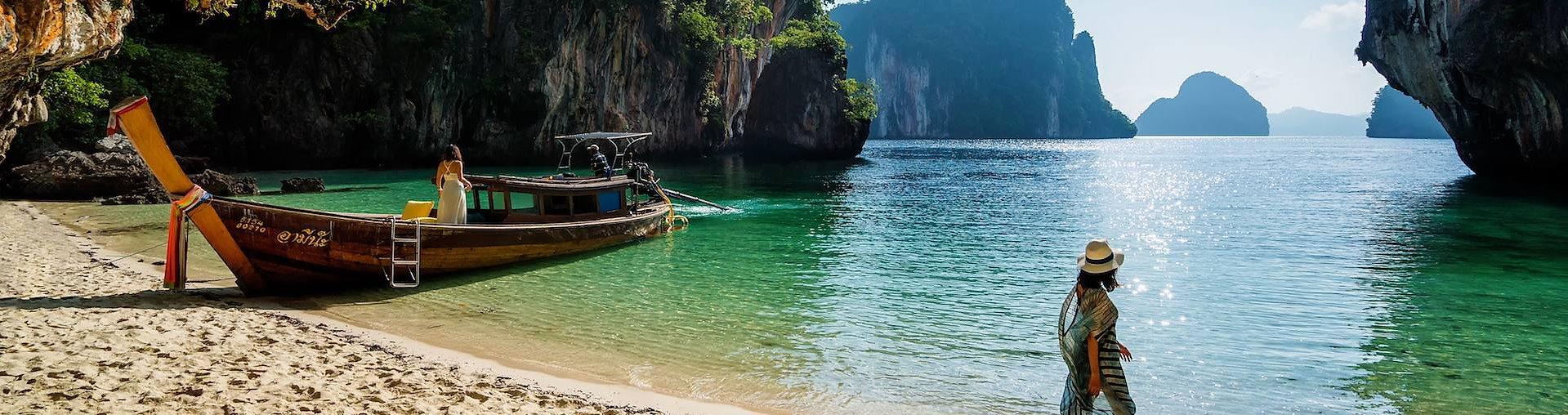 copine de voyage thailande