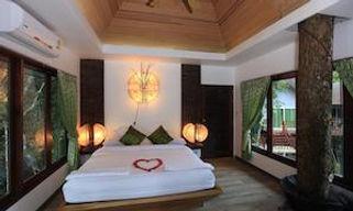 hotel cabane dans les arbres khao sok