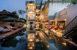 hotel residence cambodge
