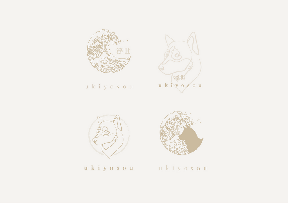 Ukiyo Sou - logo