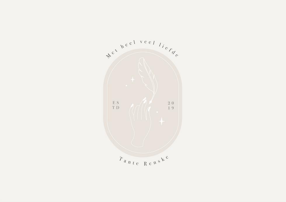 Tante Renske - logo