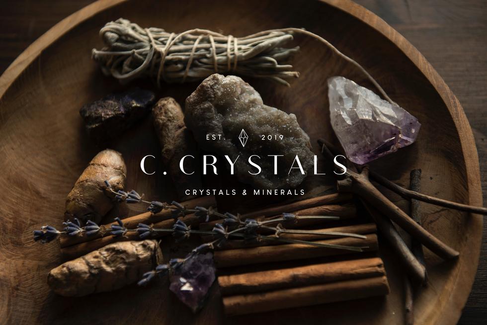 C. Crystals - logo