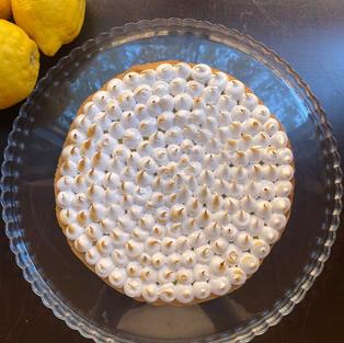Pie al limone