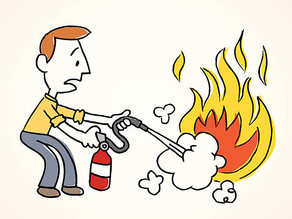 The Science Behind: Extinguishing Flames