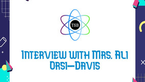 Interview with Mrs. Ali Orsi-Davis