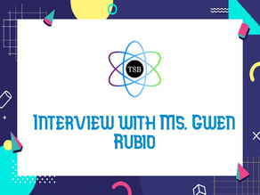 Interview with Gwen Rubio