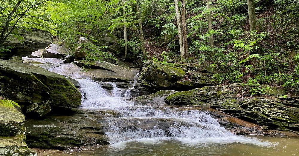 waterfall, mindfulness, Raleigh Psychotherapy, counseling, Katherine Broadway