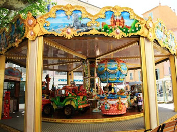 The Internal Drama Triangle: Let's All Get On the Merry-Go-Round